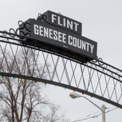 Still under state control, Flint doesn't have an Emergency Manager but it might as well have