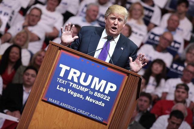 Trump Tilted
