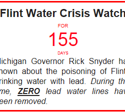 #FlintWaterCrisis news round-up: State government agency steps in to stop lead water line replacement (and MORE!)