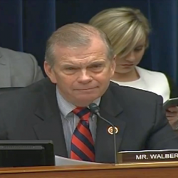BREAKING: GOP Reps Walberg & Chaffetz lied at #FlintWaterCrisis hearing about meeting with EPA staffer Miguel Del Toral