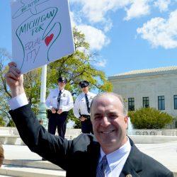 Congressman Dan Kildee speaks out against Michigan's anti-LGBT bathroom bill