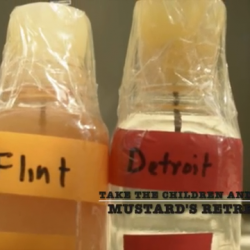 "VIDEO: Mustard's Retreat records song for Flint and the #FlintWaterCrisis – ""Take the Children and Run"""