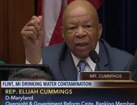 "Rep. Elijah Cummings: ""Gov. Rick Snyder now appears to be openly defying Congress"" regarding the #FlintWaterCrisis"
