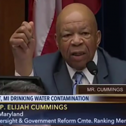 Democratic progressive warrior Rep. Elijah Cummings to headline MDP Justice Caucus Millie Jeffrey Awards Dinner June 26