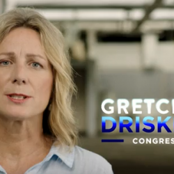 MI-07 candidate Gretchen Driskell hits Tim Walberg hard for support of trade deals in first TV ad