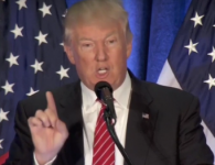 Donald Trump proposes immigration policy that would prevent HIM from immigrating to America
