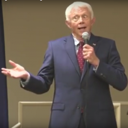 GOP candidate in MI-01 Jack Bergman admits he's been living in Louisiana through at least last spring