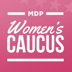 SATURDAY: Michigan Democratic Women's Caucus GOTV rally with very special guests Gloria Steinem & Randi Weingarten