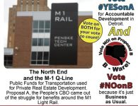 Get on the right side of Proposal A in Detroit, Vote NO on Proposal B