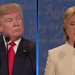 Possibly the worst thing ever said in a presidential debate