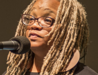 Introducing our newest Eclectablogger – Detroit poet, artist, storyteller, organizer, and activist Tawana Petty
