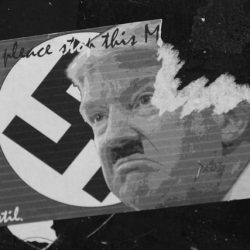 Think comparisons between Donald Trump and Adolf Hitler are extreme? Check out this recent email from Trump.