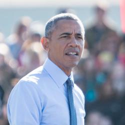 PHOTOS & TRANSCRIPT: President Obama's last campaign stop – Ann Arbor LOVES President Obama & Secretary Clinton!