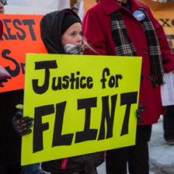 The deceptive corporatist rewriting of the history of the #FlintWaterCrisis is in full swing