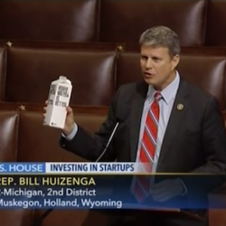 Republican Congressman Bill Huizenga: Spokesmodel for Betsy DeVos