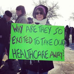 Defy the anti-Obamacare propaganda and tell the White House your ACA success story