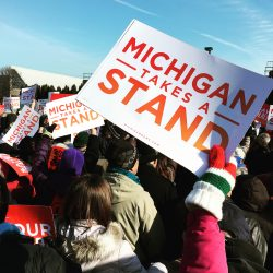 Thousands gather at Michigan rally to tell Congress: 'Save our healthcare'