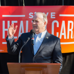 EXCLUSIVE interview with Congressman Dan Kildee on July 16 Indivisible Health Care Town Halls
