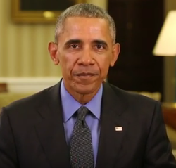 VIDEO & TRANSCRIPT: President Obama's final Weekly Address : (