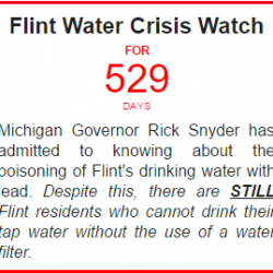 Mayor Karen Weaver: Two more years of water filter use for Flint.