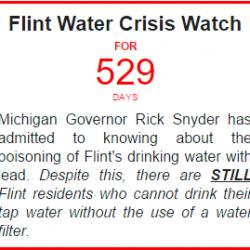 Mayor Karen Weaver: Two more years of water filter use for Flint.