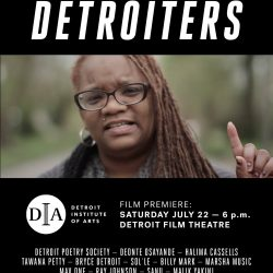 ORGANIZING IN DETROIT: WHY IT MATTERS TO ME