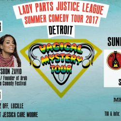 Lady Parts Justice League's Vagical Mystery Tour brings entertainment and engagement to Detroit July 9