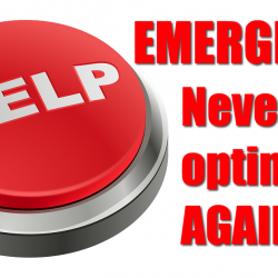 Episode 59 – EMERGENCY! NEVER BE OPTIMISTIC AGAIN! – With special guests Seth Hanlon & Prof. Carol Anderson