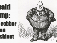Episode 57 – Donald Trump's Robber Baron Presidency with special guests Nicole Gill & Sanho Tree