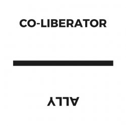 Shifting the Language: From Ally to Co-Liberator