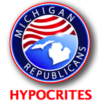 "The overt and disgusting hypocrisy, misogyny, and racism of Michigan's GOP legislative ""leadership"""