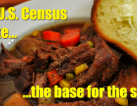Episode 66 – The U.S. Census is like the base for the stew – with special guest Ari Berman