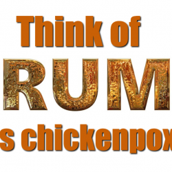 EPISODE 68 – Think of Donald Trump as Chickenpox