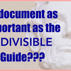 EPISODE 71 – A document as important as the INDIVISIBLE GUIDE??? wsg Sharon Shutler of @WofAVA
