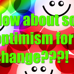 EPISODE 72: How about some  optimism for a change???! with special guest Daniel Nichanian (@Taniel)