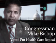 Advocacy group running brutal ads holding Republicans Mike Bishop & Fred Upton accountable for voting against affordable healthcare