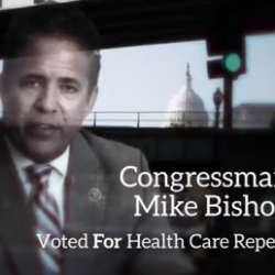 MI-08 Republican Mike Bishop still hasn't paid a fine for a campaign finance violation in 2014