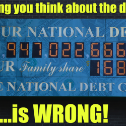 EPISODE 78: Burn the Debt Clock! with special guest economist Stephanie Kelton