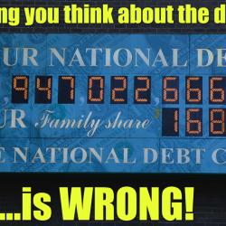 EPISODE 78: Burn the Debt Clock! with special guest economist Stephanie Kelton
