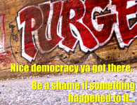 EPISODE 86: The Purge has begun – with special guest Ari Berman
