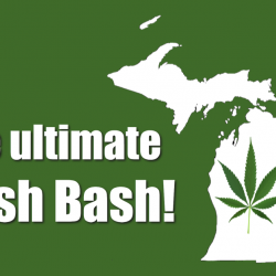 EPISODE 84: The Ultimate Hash Bash! with special guests cannabis rights attorney Dennis Hayes and @GoldenGateBlond