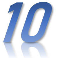 #10for10more years of blogging excellence