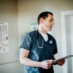 Michigan Congressional candidate Dr. Rob Davidson knows what's good for America's health