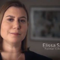 As MI-08 Dem candidate Elissa Slotkin emphasizes her service to America, GOP Rep. Mike Bishop posts meme of drones killing citizens he disagrees with