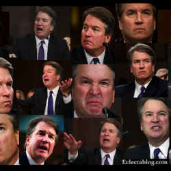 Brett Kavanaugh, America is enraged