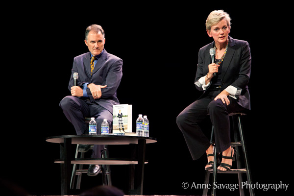 Exclusive interview with former Michigan Governor Jennifer Granholm
