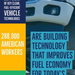 Making Our Voices Heard to Support Strong Fuel Economy Standards