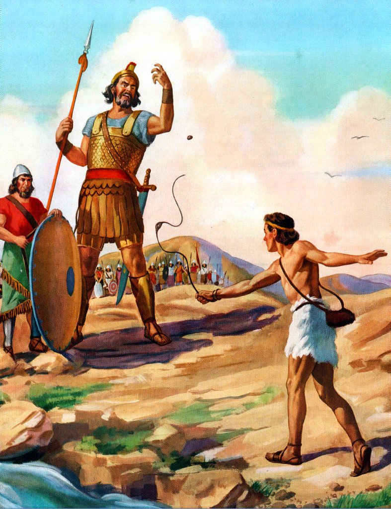 """David and Goliath are Poised for Battle in 2019; Who Will Win the """"Education War""""?"""