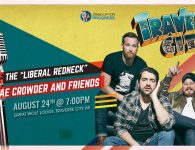 The Liberal Redneck & the WellRED Comedy Tour come to northern Michigan to support Progress Michigan
