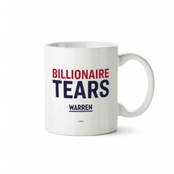 The billionaires are mad at us because we're trillionaires